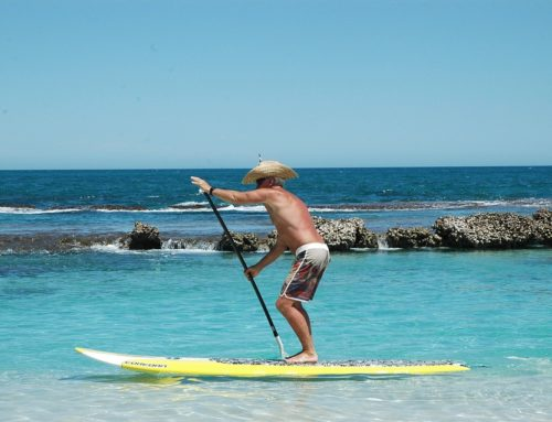 Funsport Check: Stand Up Paddle