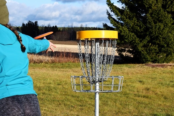 Disc Golf Sets Test