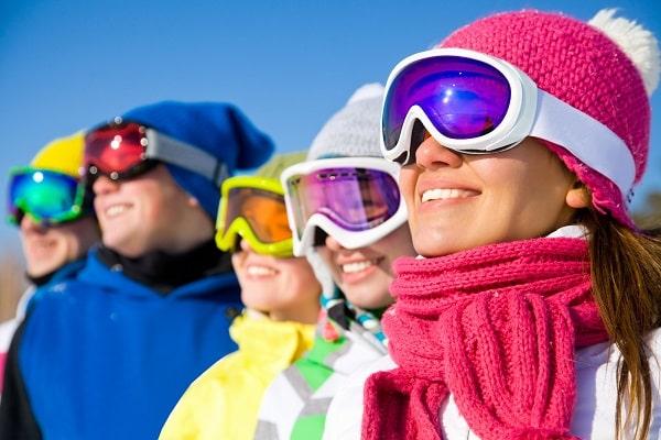 Skibrille für Brillenträger Test
