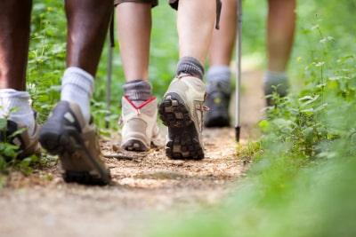 Wanderstiefel für breite Füße