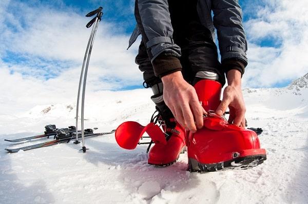 Skischuhe für dicke Waden und breite Füße Test