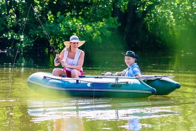 Schlauchboote mit Aluboden