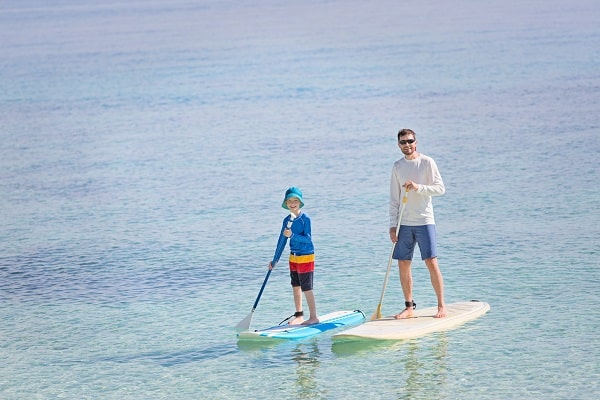 Stand Up Paddle Boards Vergleich