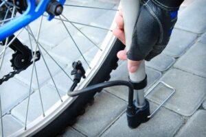 Standpumpen für Fahrräder
