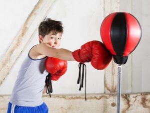 Punchingball für Kinder
