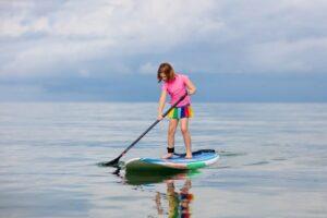 Die besten Stand Up Paddle Boards für Kinder