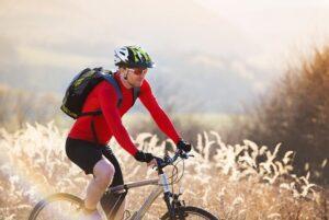 Enduro Mountainbike Helm